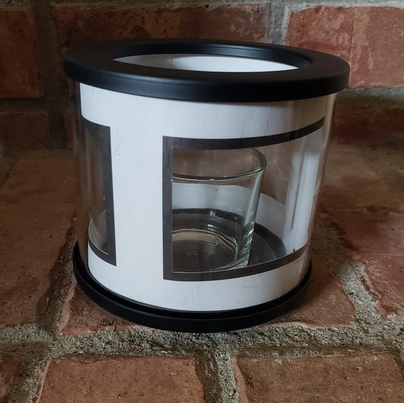 PartyLite Express It Tealight Luminary with Box